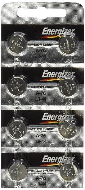 Review Energizer LR44 1.5V Button