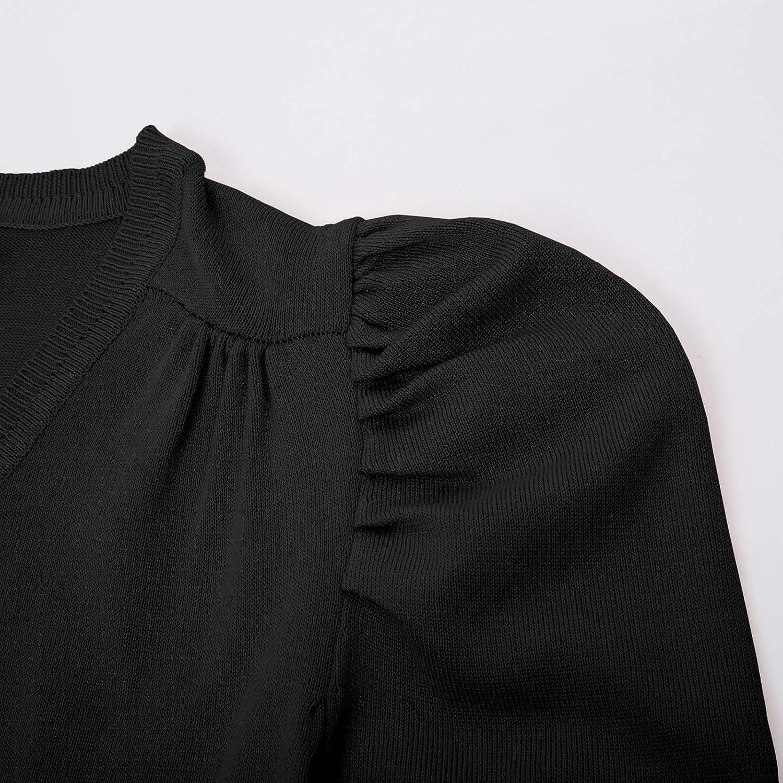 con Cuello Redondo Camiseta de Manga Corta para Mujer para Festival Belle Poque BP707