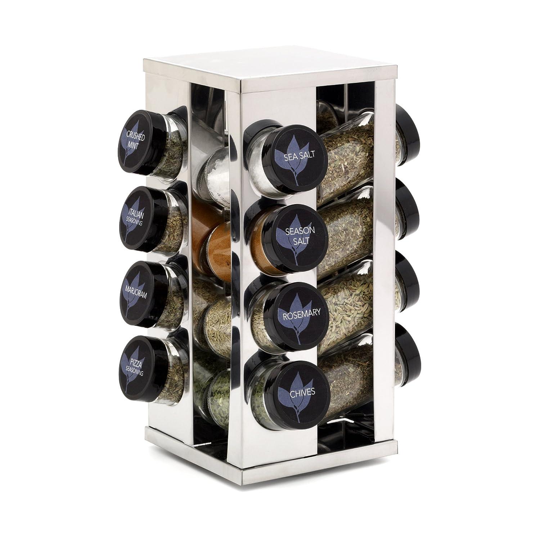 Kamenstein 16-Jar Heritage Spice Rack 5084920