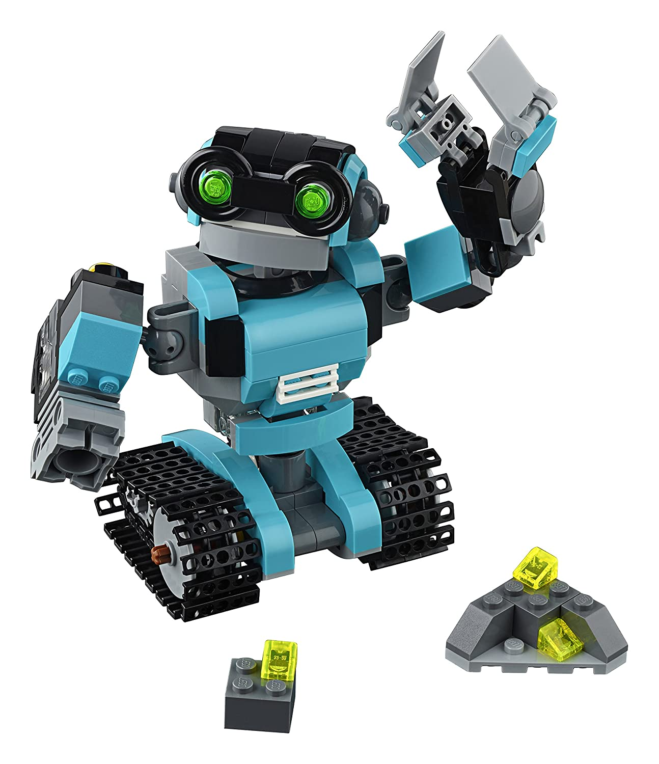 Amazon LEGO Creator Robo Explorer Robot Toy Toys & Games