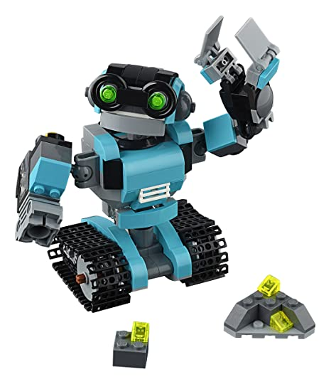 Amazon Lego Creator Robo Explorer 31062 Robot Toy Toys Games