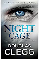 Night Cage: A mind-bending thriller with a killer twist (The Criminally Insane Series Book 3) Kindle Edition