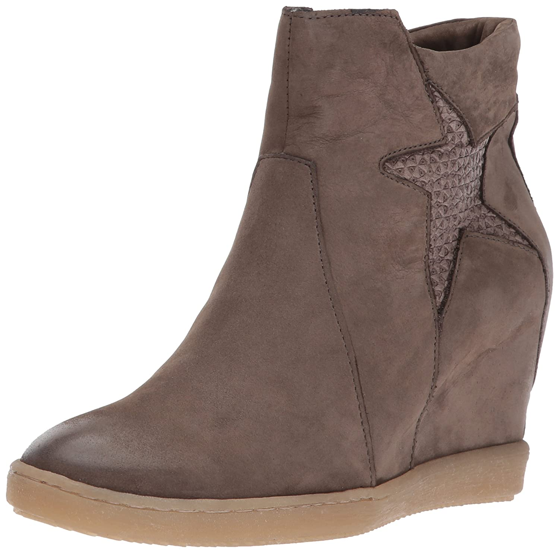 Miz Mooz Women's Avi Sneaker B06XHVBJCJ 41 M EU (9.5-10 US)|Rock