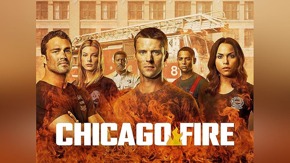 Chicago Fire - Staffel 2 [OV]