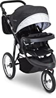 The Cross-Country Sports Plus Jogging Stroller