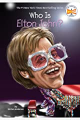 Who Is Elton John? (Who Was?) Paperback