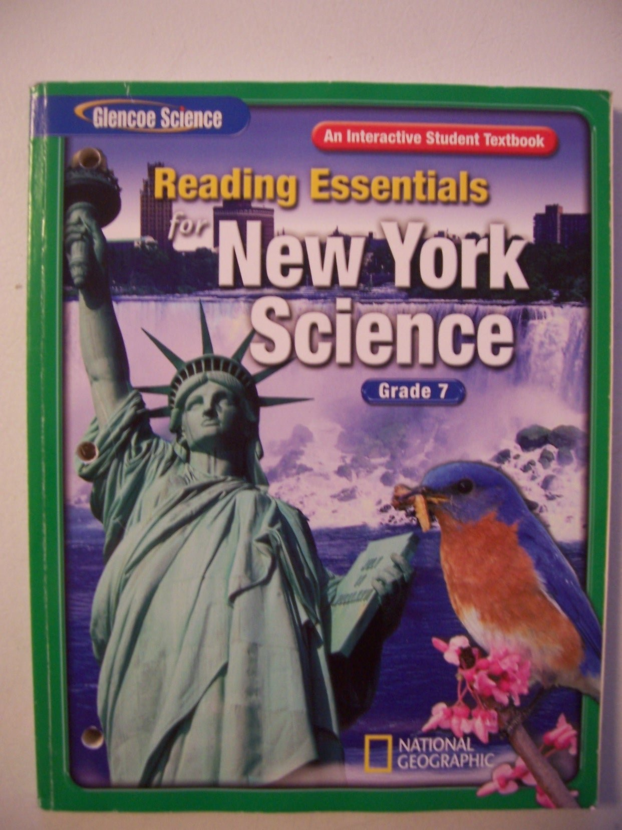 New york science glencoe topsimages reading essentials for new york science an interactive student textbook glencoe science grade not given books ibookread PDF