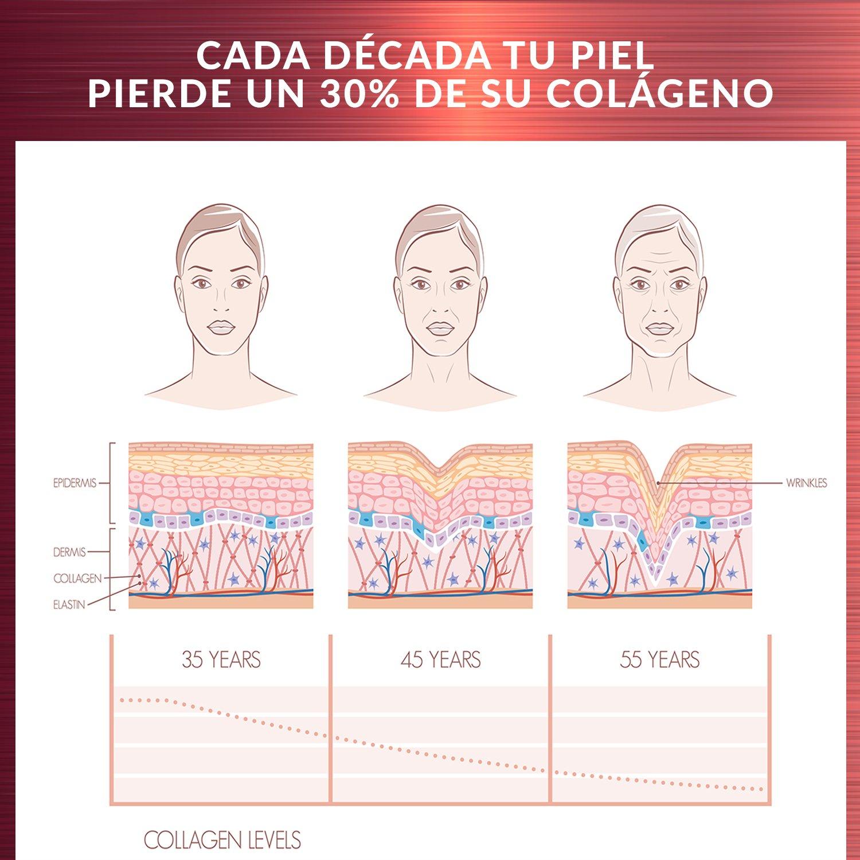 Amazon.com: Colageno Hidrolizado en Polvo - Sin Sabor - Alta Absorcion - Para Rejuvenecer Piel Articulaciones y Musculos - Mezcle en Bebidas y Comidas ...