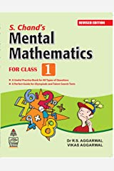 S. Chand's Mental Mathematics for Class 1 Paperback