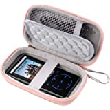 MP3 & MP4 Player Case for SOULCKER/G.G.Martinsen/Grtdhx/iPod Nano/Sandisk Music Player/Sony NW-A45 and Other Music…