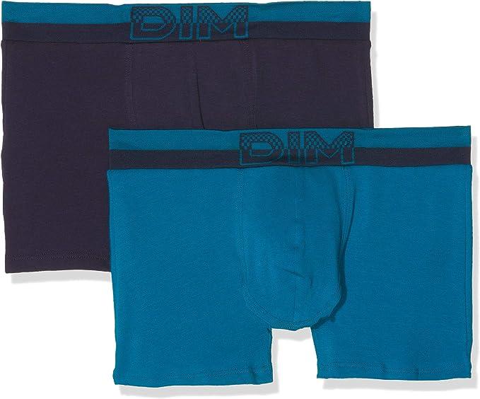 Dim Soft Touch Pop Alg. Cintura Sin Costuras Boxer (Pack de 2) para Hombre: Amazon.es: Ropa y accesorios