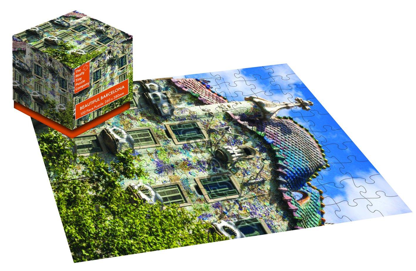 Robert Frederick 100 Piezas Cubo Puzzle –  Casa Batllo RFS11754