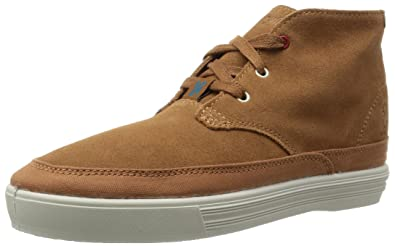 22ff7ba21 Chrome Suede Forged Chukka, Golden Brown/Off-White, Men's 7.5, Women's