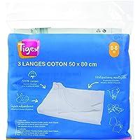 Tigex 80600712 - Pack de 3 gasas, color