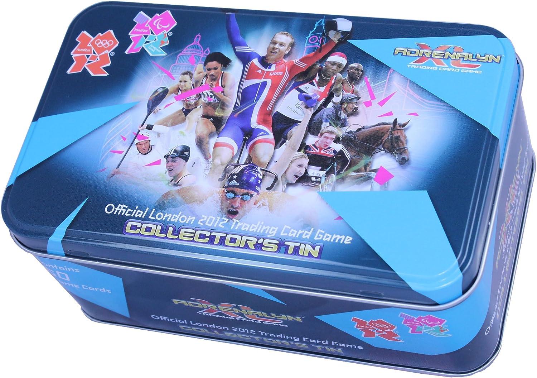 Panini - Caja metálica para cromos, diseño Olimpiadas de Londres ...