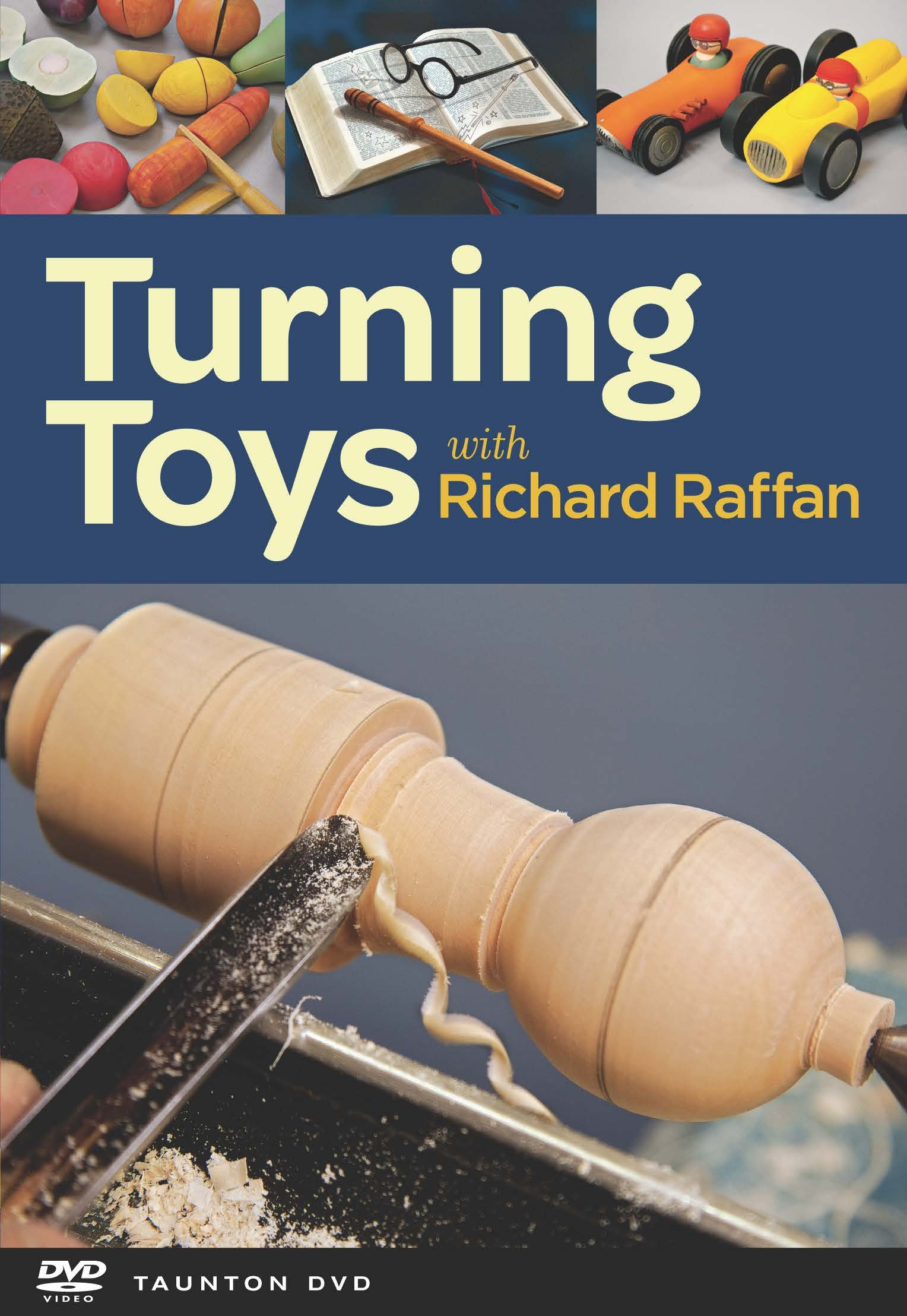 Read Online Turning Toys with Richard Raffan pdf