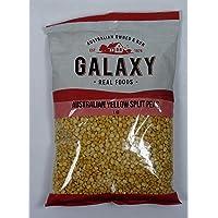 Galaxy Foods Yellow Split Peas, 1 kg