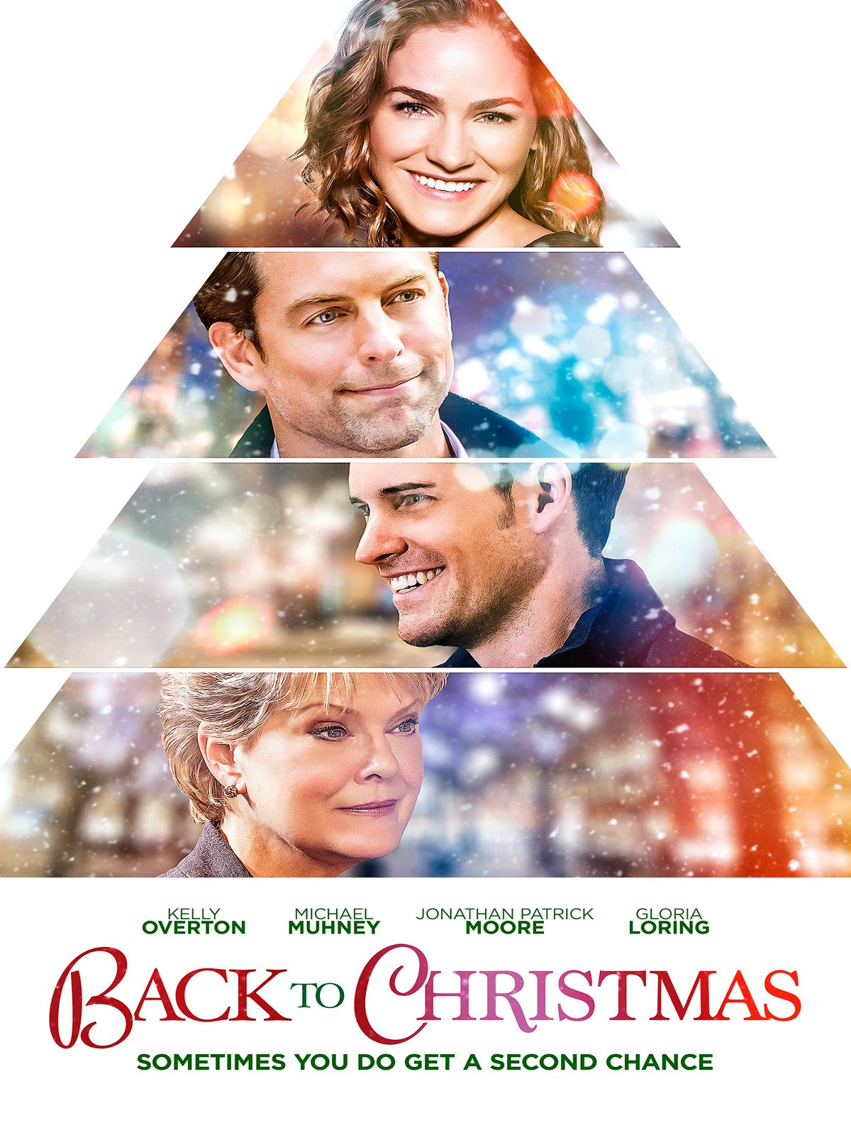 Amazon.com: Back to Christmas: Kelly Overton, Michael Muhney ...