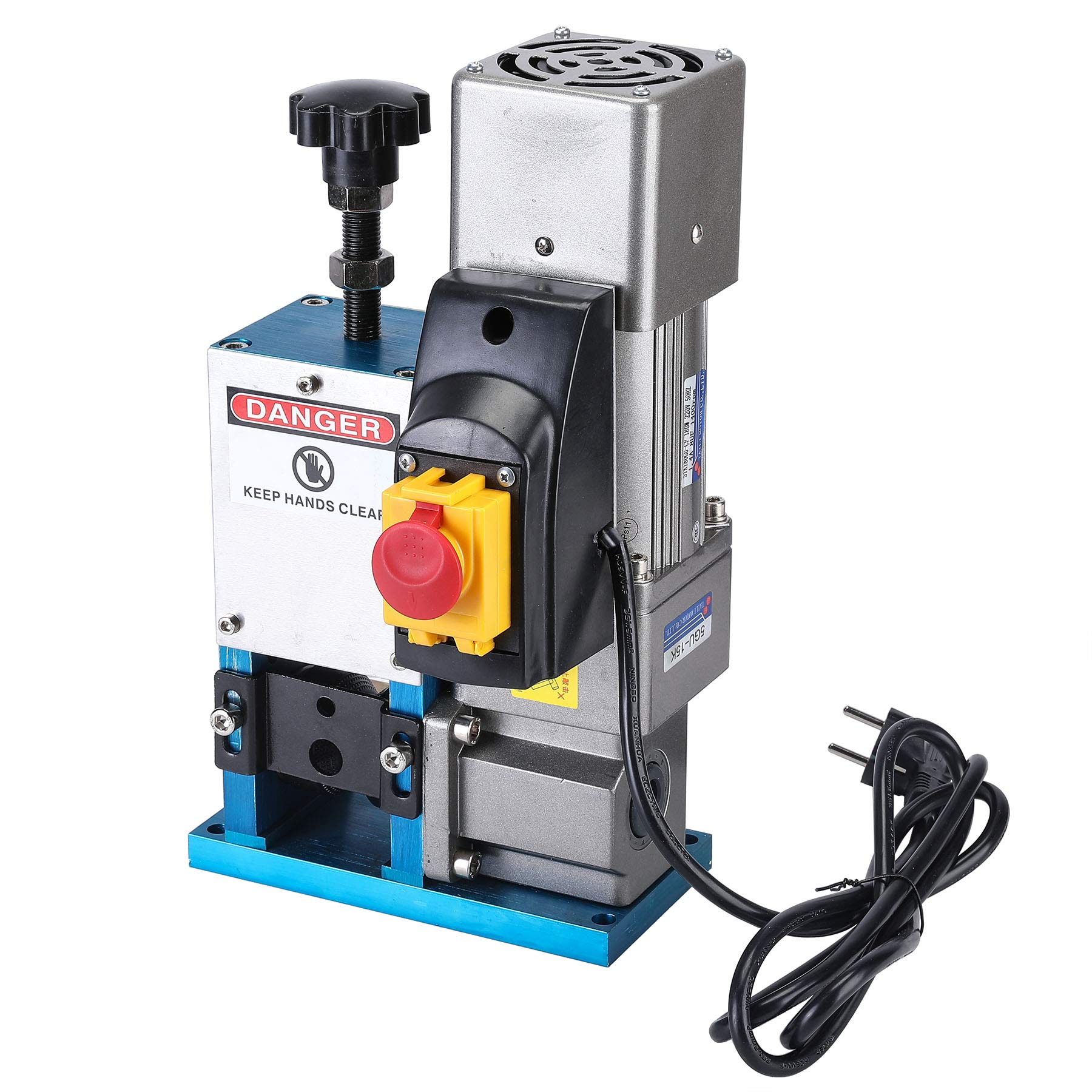 CO-Z Upgraded Automatic Electric Wire Stripping Machine Portable Scrap Cable Stripper for Scrap Copper Recycling by CO-Z