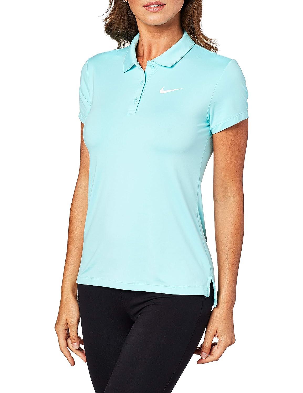 Polo Donna Nike W Nkct SS Pure