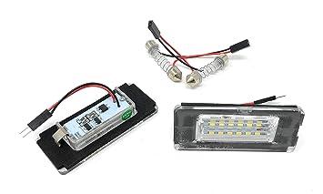 7113 Phil Trade Led Kennzeichenbeleuchtung Eintragungsfrei