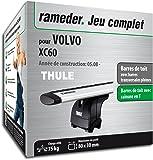 Pack Rameder barres de toit WingBar pour VOLVO XC60 (114973-07583-1-FR)