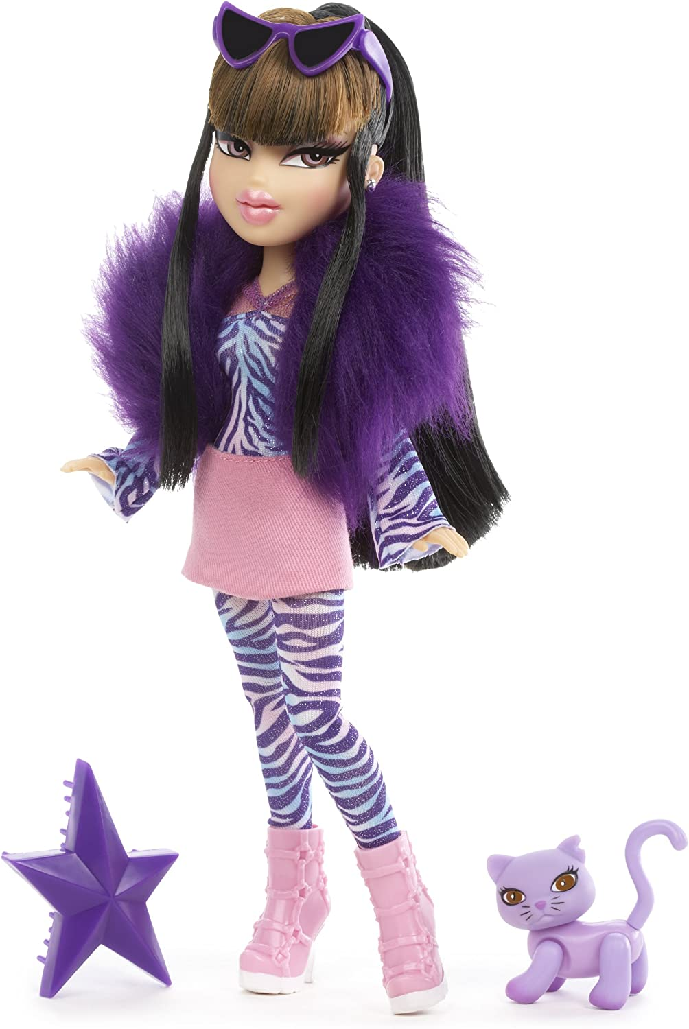 Amazon Com Bratz Catz Doll Jade Toys Games