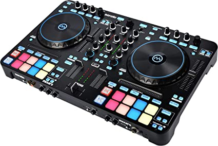 Amazon Com Mixars Primo Dj Controller Mixer For Serato Dj Musical Instruments