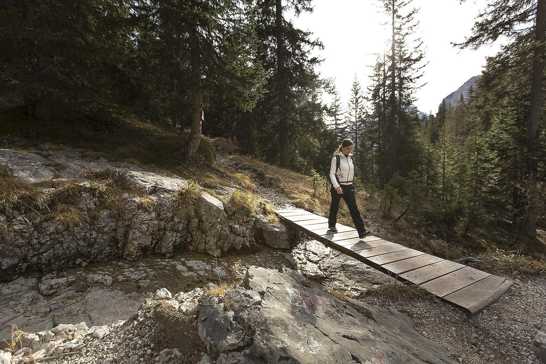 Botas de monta/ña y senderismo para hombre y mujer impermeables Grisport Livigno con cordura