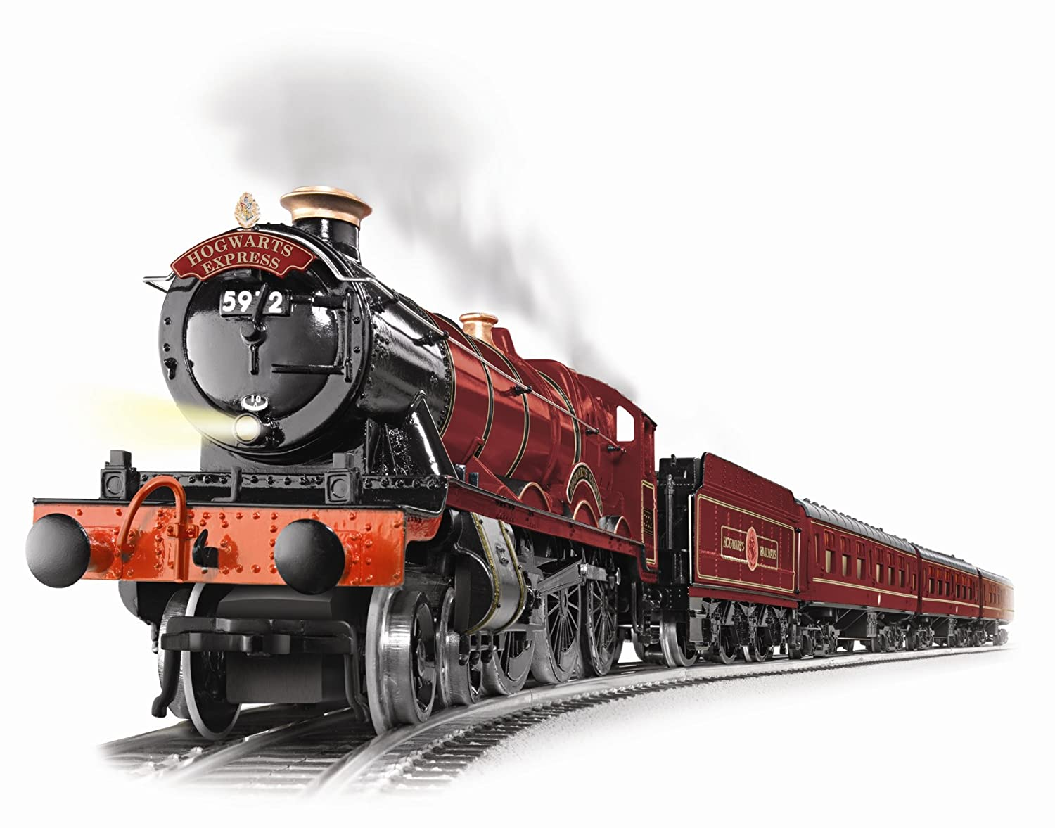 Lionel Harry Potter Hogwarts Express Train Set – O-Gauge