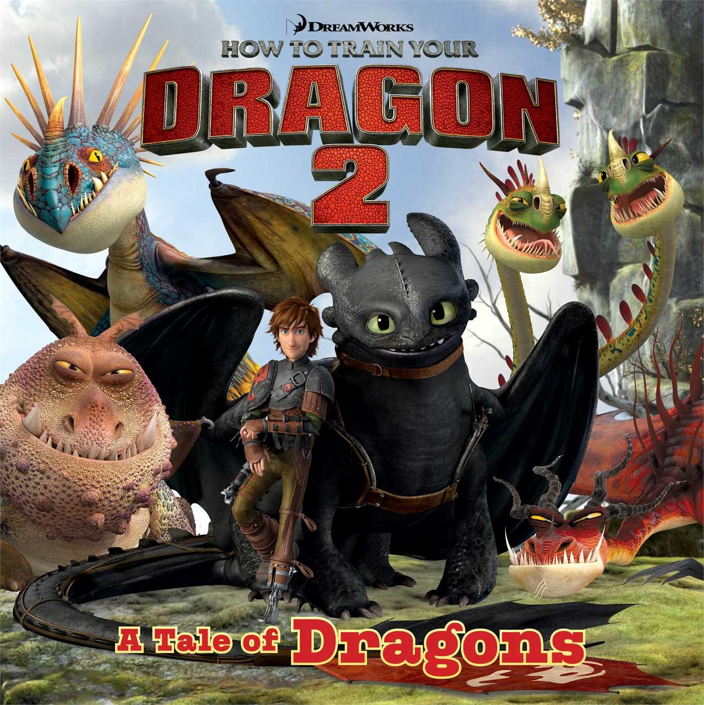 A Tale Of Dragons How To Train Your Dragon 2 Natalie Shaw