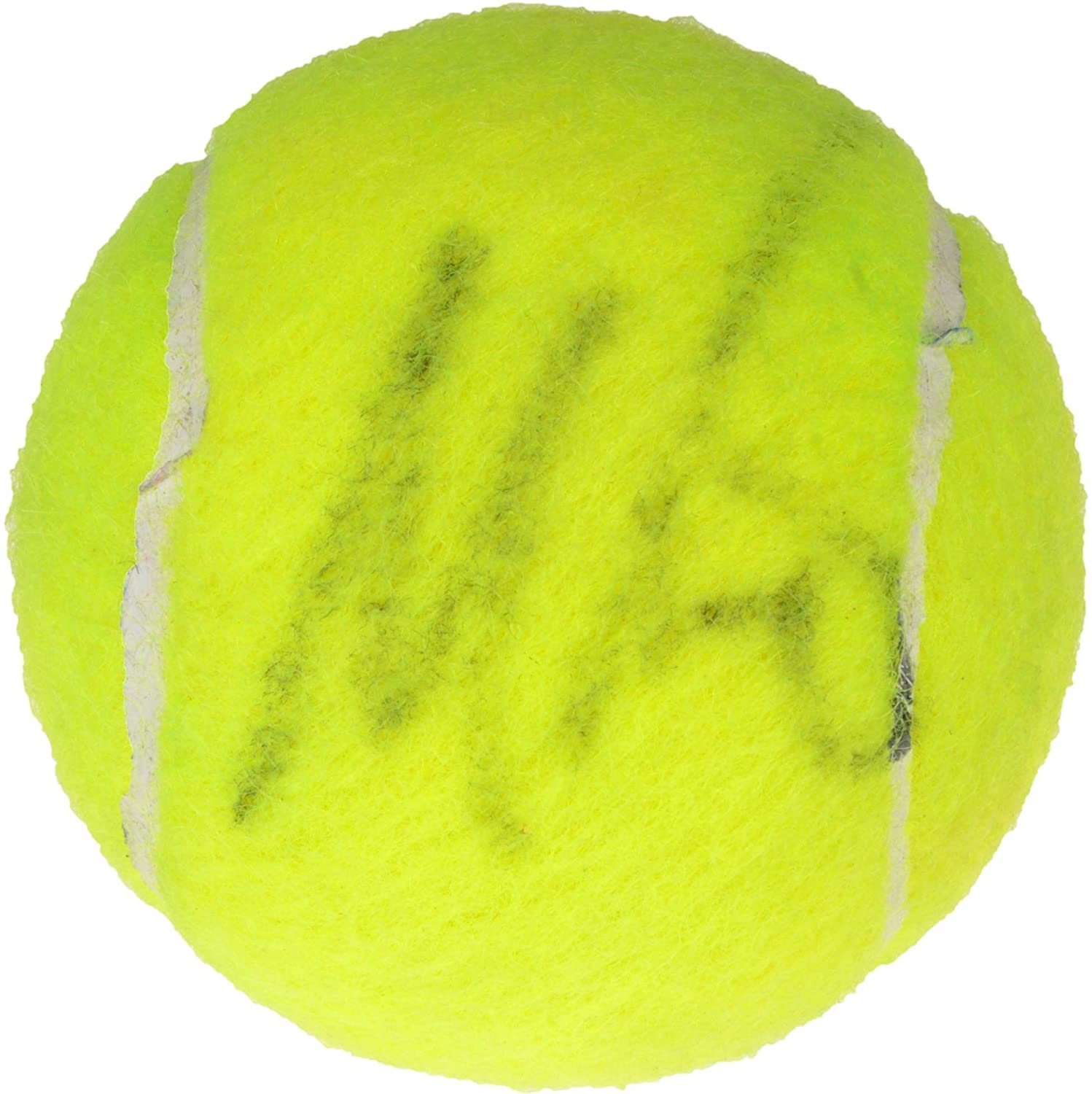 Maria Sharapova Autographed Wilson US Open Tennis Ball - Fanatics Authentic Certified - Autographed Tennis Balls