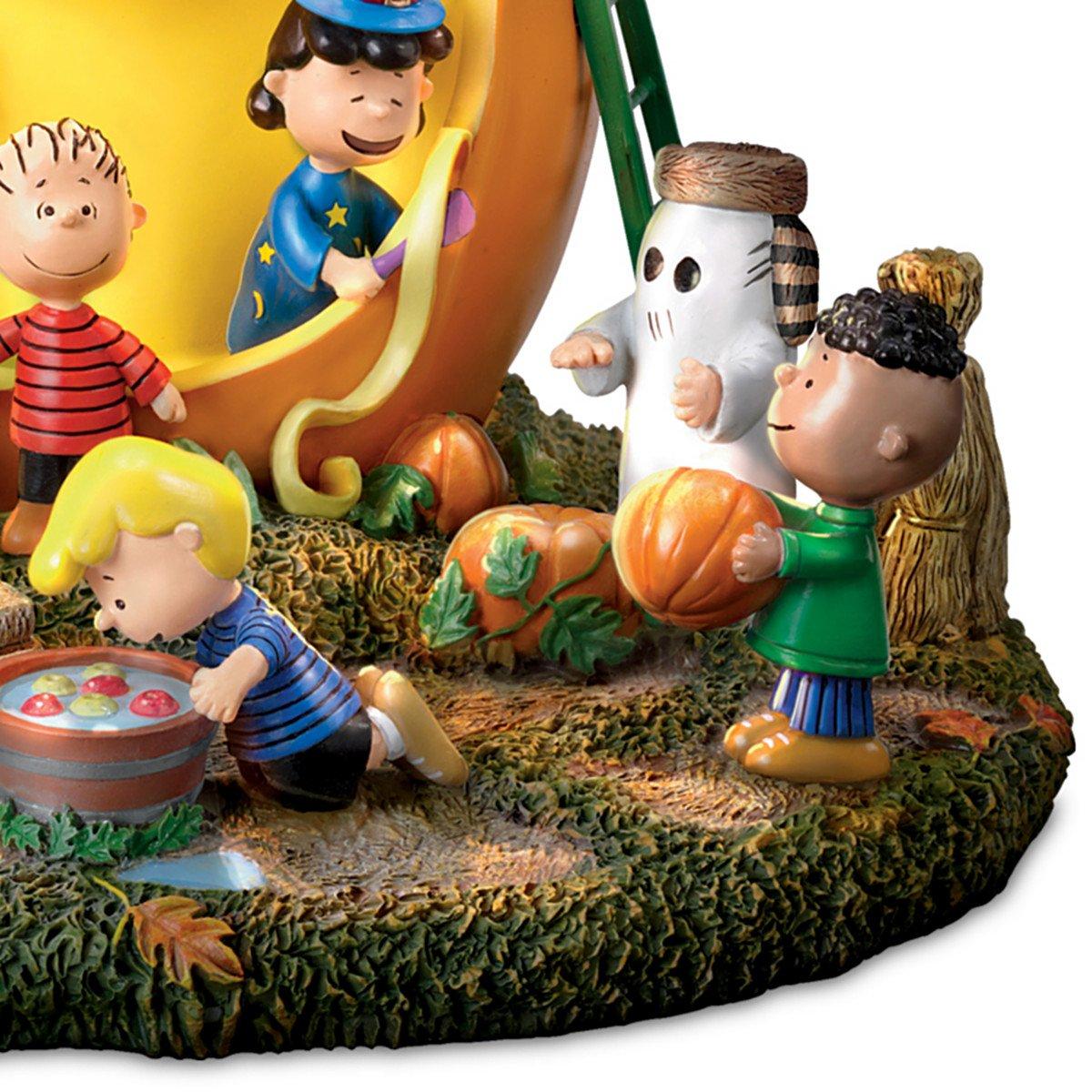 Amazon.com: Peanuts Great Pumpkin Carving Party Halloween ...