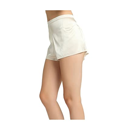a0ef9109bde Jasmine Silk Lady s Classic Silk French Knickers boxers Nude (Extra Large)   Amazon.co.uk  Kitchen   Home