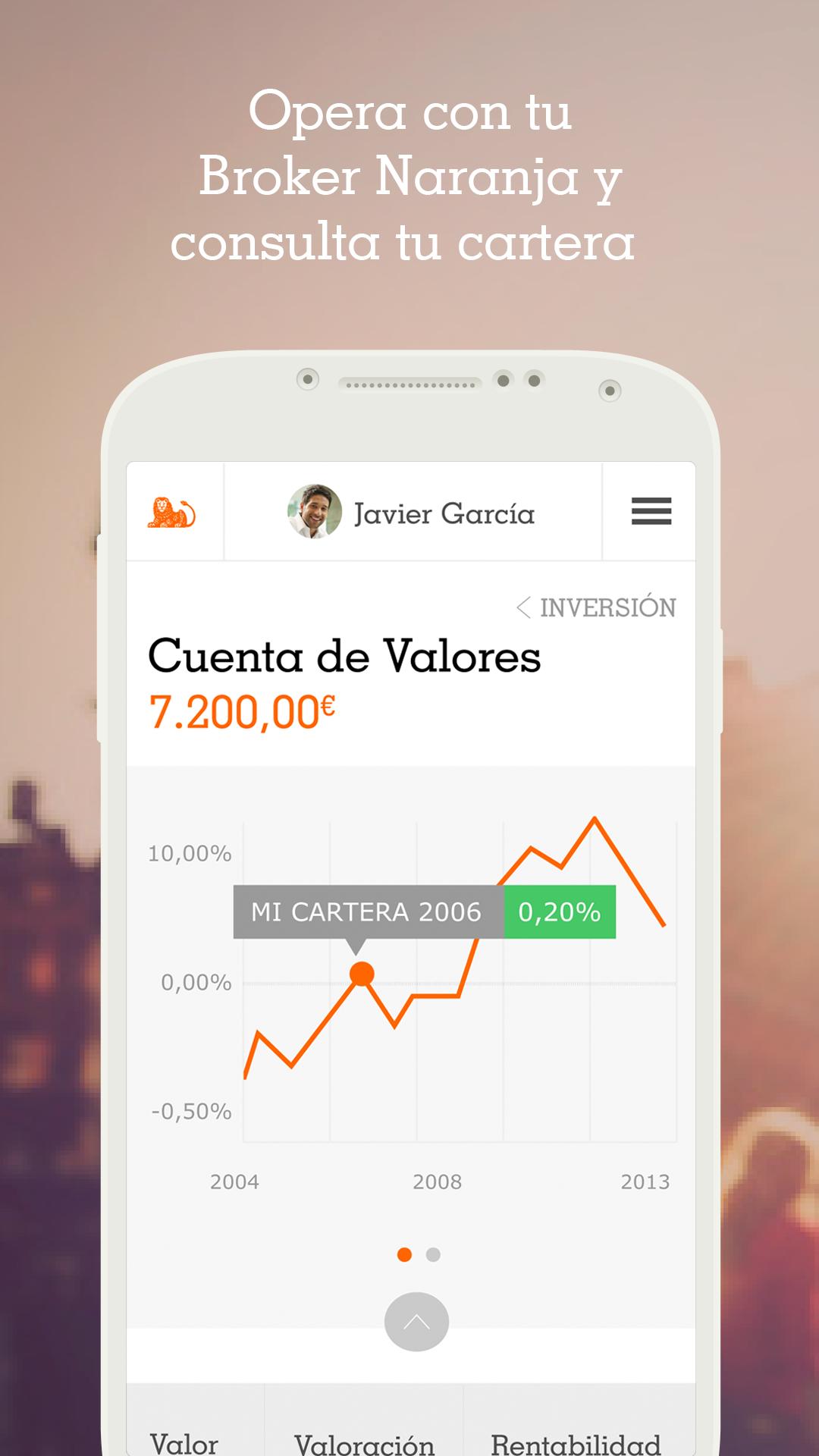 ING DIRECT España. Banca móvil