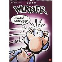 Werner Kalender - Kalender 2019