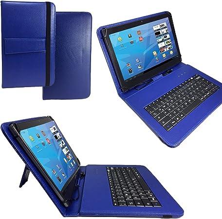 Funda Tablet con Teclado QWERTZ para Acer Aspire Switch 10E ...
