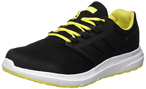 new products daa8e 8c9f7 Adidas Galaxy 4 M, Scarpe da Running Uomo, Nero (Core Black Core