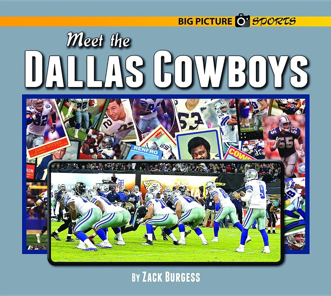 Download Meet the Dallas Cowboys (Big Picture Sports) ebook