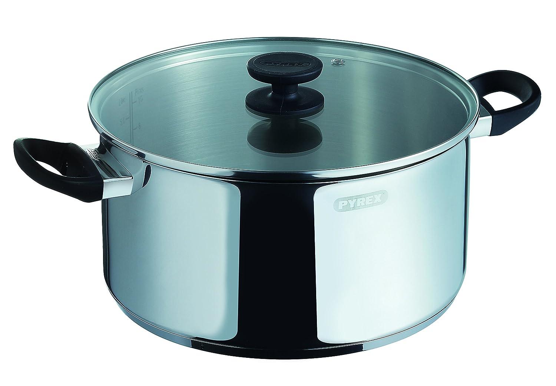 Pyrex 16 cm Pronto TOS Casserole with Cover Arc International Cookware SSPAC16/5043