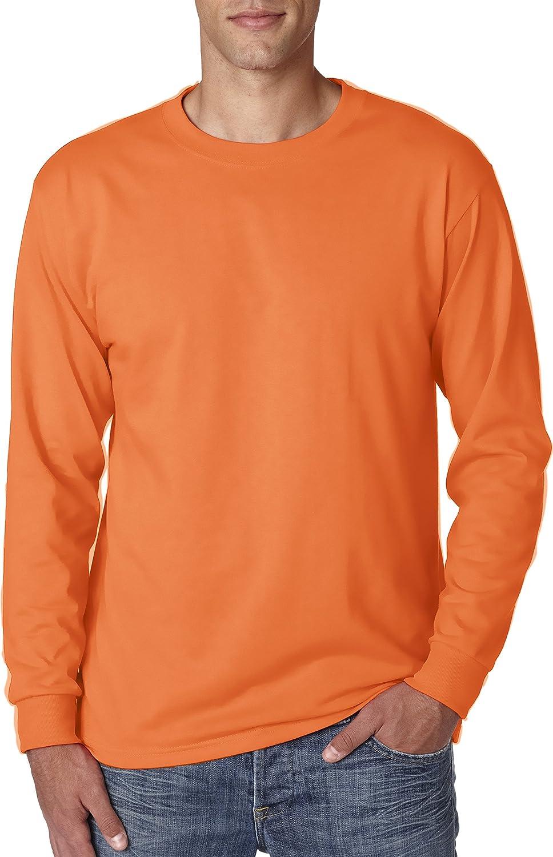 『4年保証』 Jerzees 50 Tシャツ – dri-powerアクティブ長袖50/ 50 Tシャツ – 29lsr B006Z8H1SK Orange) 3L|オレンジ(Safety Orange) オレンジ(Safety Orange) 3L, 下呂市:8c76ae4f --- arianechie.dominiotemporario.com