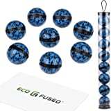 ECO-FUSED Deodorizing Balls for Sneakers, Lockers, Gym Bags - 8 Pack - Neutralizes Sweat Odor - Also Great for Homes…