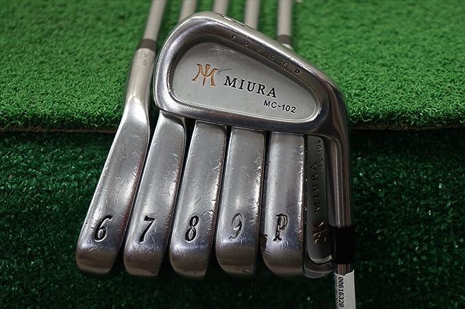 Miura MC - 102 para diestros juego de hierro acero rígido ...