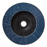 Mercer Industries 263036 Zirconia Flap Disc, High
