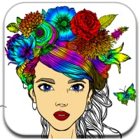 Colorvi: Magical Coloring Book for Adults