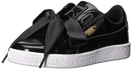 PUMA Basket Heart Glam Kids Sneaker