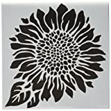 CRAFTERS WORKSHOP TCW6X6-575 Joyful Sunflower