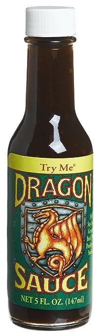 Try Me Sauce Dragon