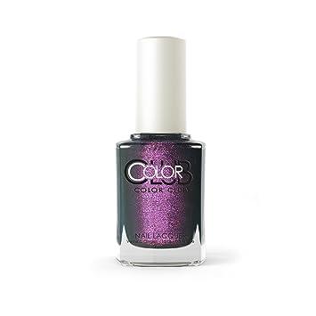 Amazon.com : Color Club Across The Universe Nail Lacquer, 0.5 Fluid ...
