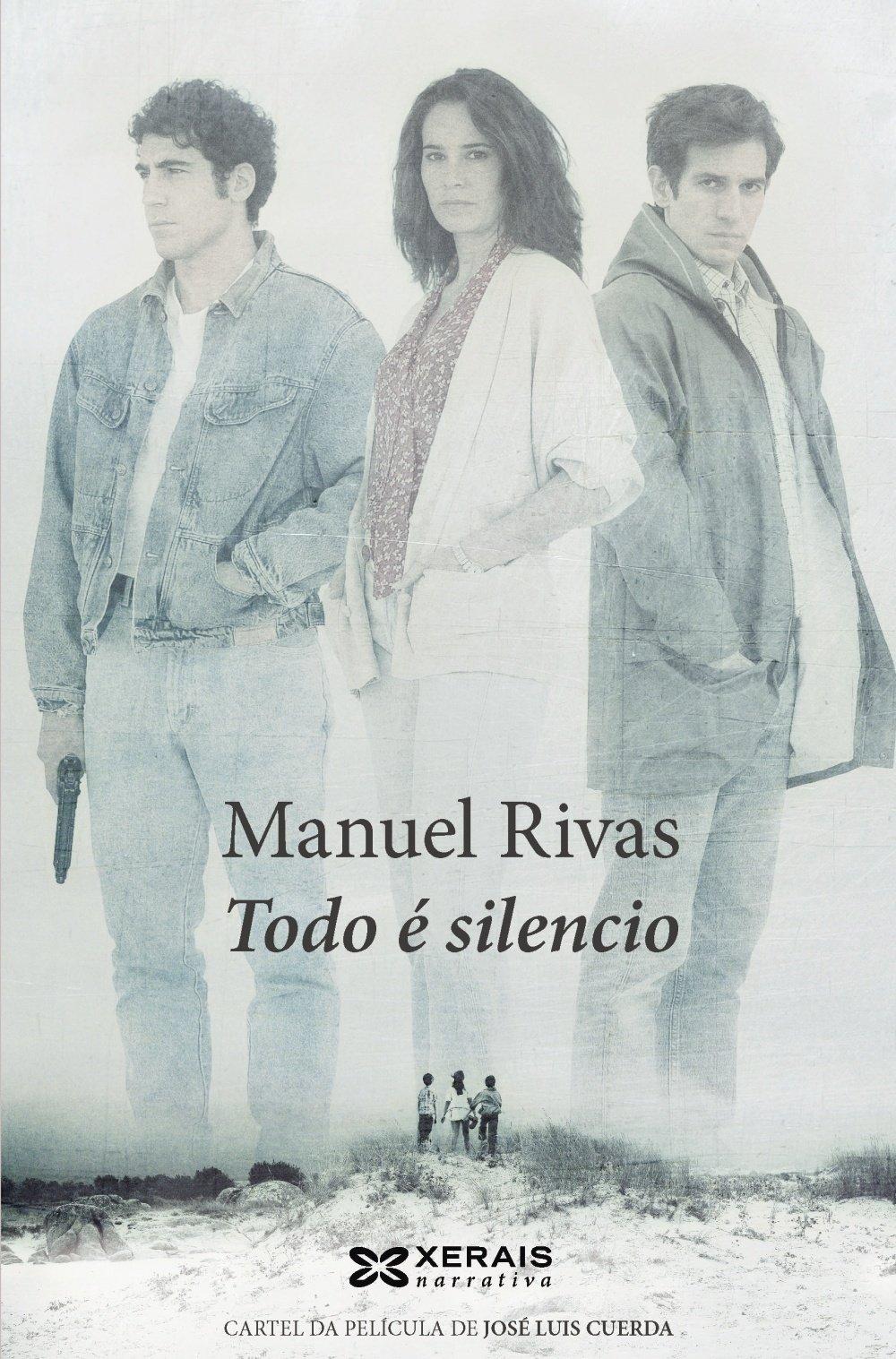 Todo é silencio: Manuel Rivas Barrós: 9788499141695: Amazon ...